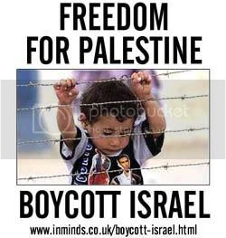 Free Palestine, Boycot Israel and USA Product