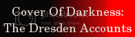Cover of Darkness: the Dresden Accounts banner